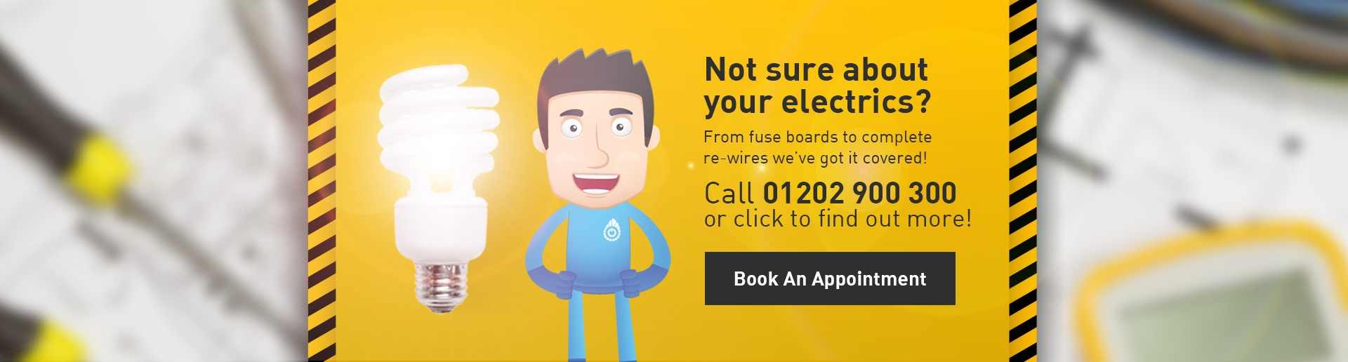 Electricians & Electrical Services
