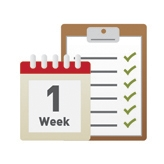 1 Week Follow Up