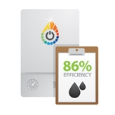 86%+ Efficiency From Oil Boilers