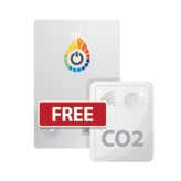 FREE CO Alarm For Your Safety